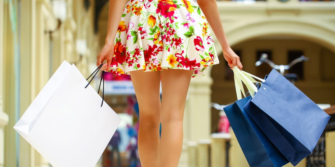 For your shopping in Paris