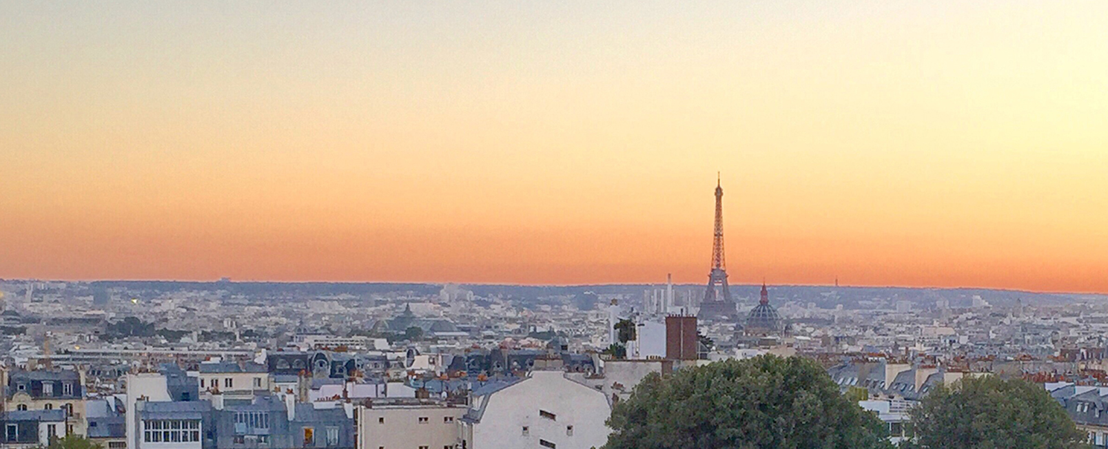 Paris, Ideal for a first visit to France.