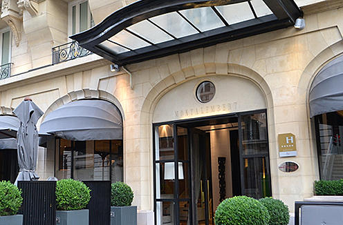 Hotel Montalembert in Paris