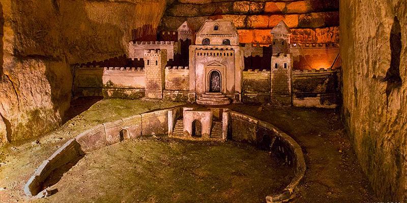 Catacombs of Paris ossuary