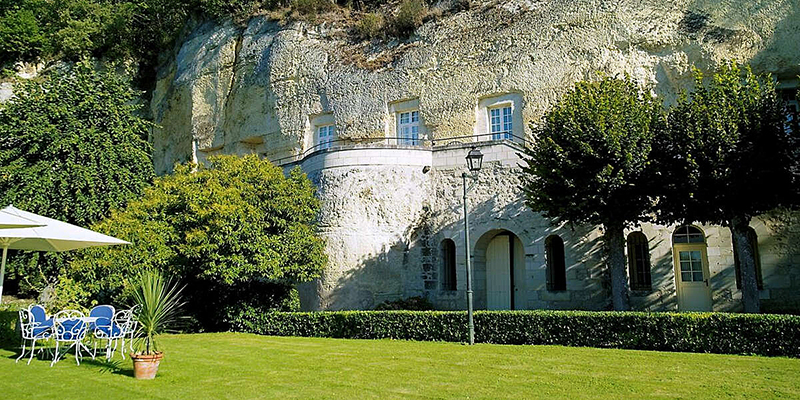 Hauts les Roches Hotel in Loire valley