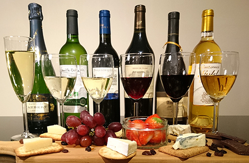Wine tasting experience in La Plagne