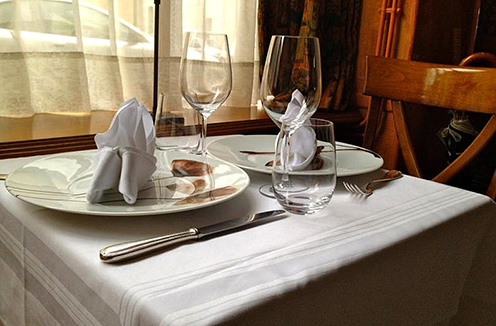 Au rendez vous des pêcheurs restaurant in Blois Loire valley