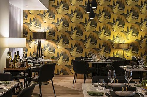 L'Aromate, Michelin star restaurant in Nice