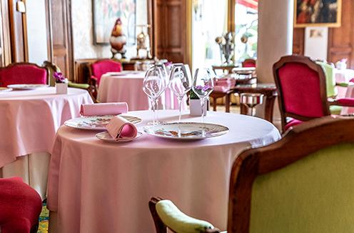 Restaurant Galerie Chantecler an Hotel Negresco