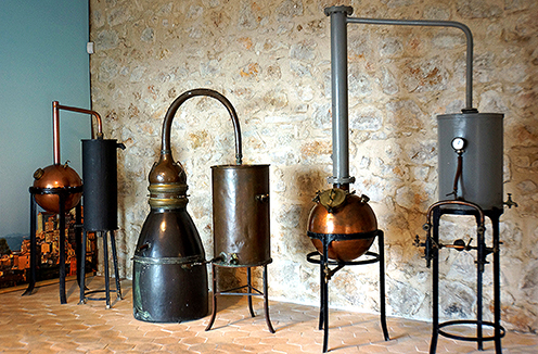 The Fragonard Perfumery in Grasse