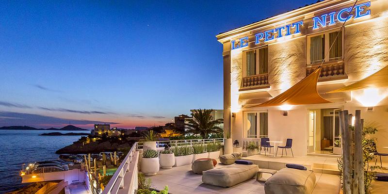 Petit Nice – Passedat Hotel in Marseille