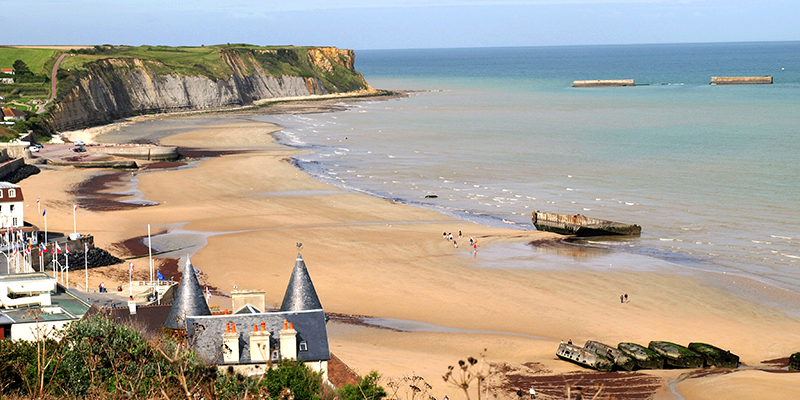 Normandy is a region blessed by it's stunning natural beauty.