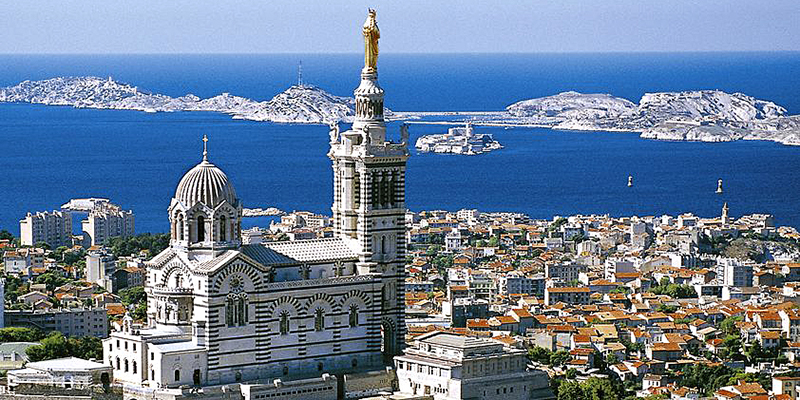 Marseille has definitely a lot to offer for people not afraid to discover a real place with real people